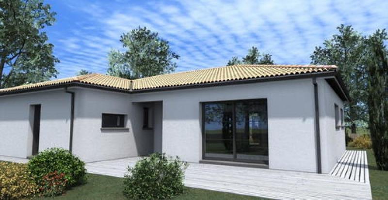 Maison  4 pièces + Terrain 1399 m² Lanton par TANAIS HABITAT