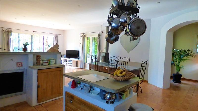 Vente maison / villa Monteux 449000€ - Photo 2