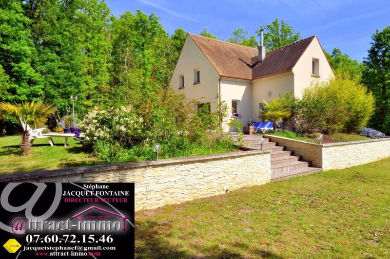 Vente maison / villa St maurice montcouronne 620000€ - Photo 20