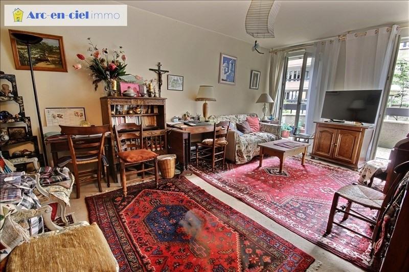 Vente appartement Paris 18ème 412000€ - Photo 2
