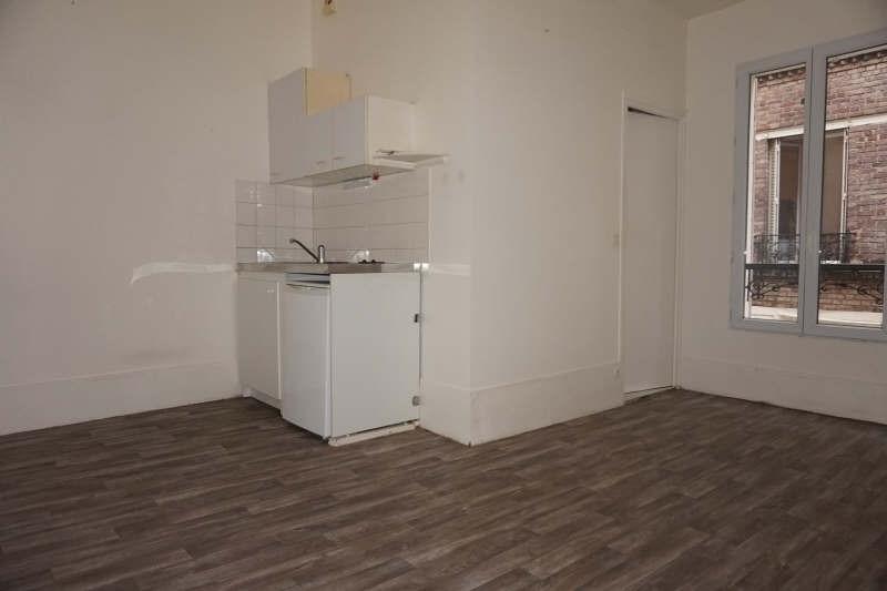 Rental apartment Asnieres sur seine 600€ CC - Picture 1