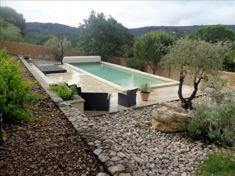 Venta de prestigio  casa Rochegude 570000€ - Fotografía 2