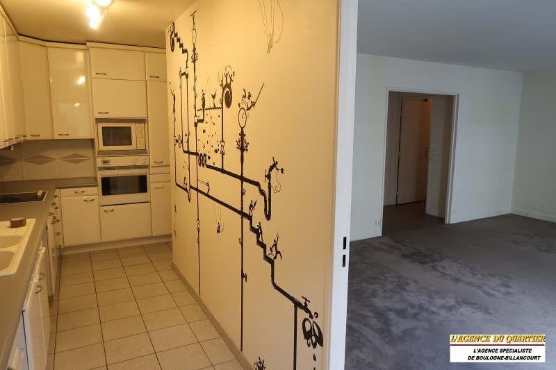 Vente appartement Paris 15ème 724000€ - Photo 4