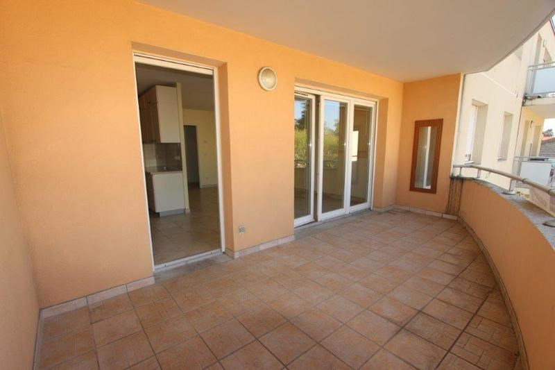 Appartement 72m², terrasse, double garage
