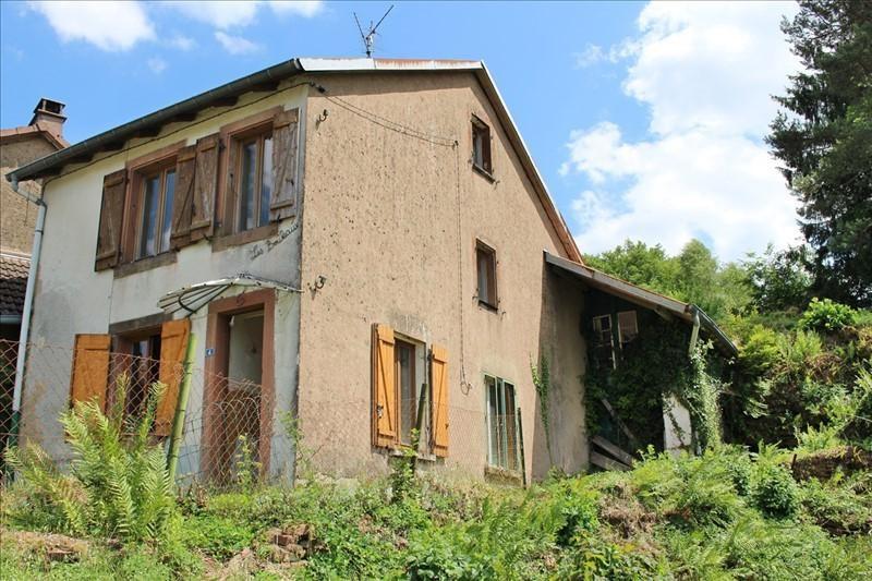 Vente maison / villa Saulxures 35000€ - Photo 1