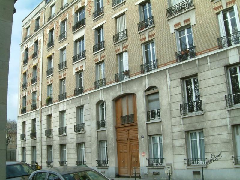 Rental apartment Asnieres sur seine 1050€ CC - Picture 1