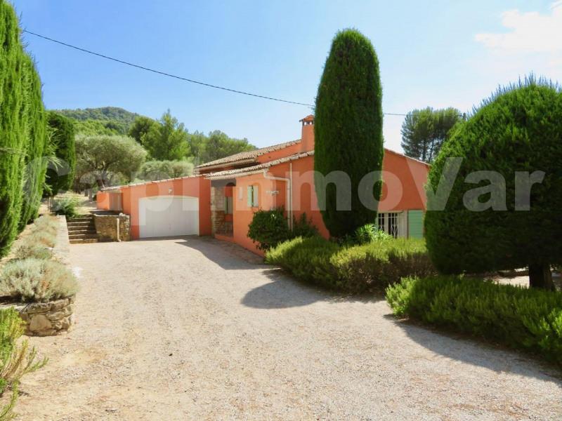 Vente de prestige maison / villa Le castellet 590000€ - Photo 2