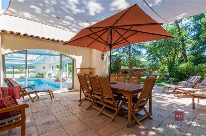 Vente de prestige maison / villa Aix en provence 1290000€ - Photo 4