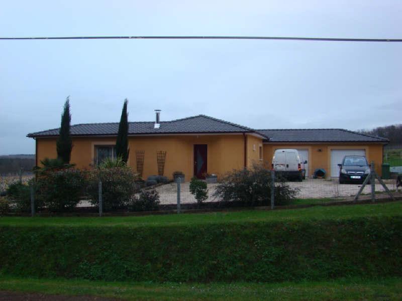Vente maison / villa Montpon menesterol 224500€ - Photo 1