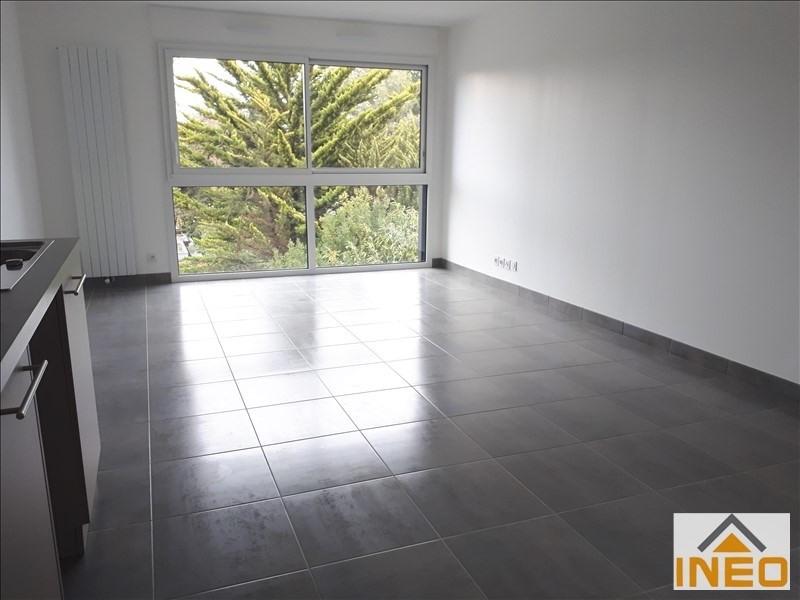 Location appartement Rennes 466€ CC - Photo 1