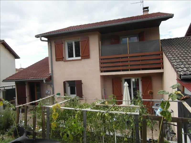 Vente maison / villa Charvieu chavagneux 219500€ - Photo 4