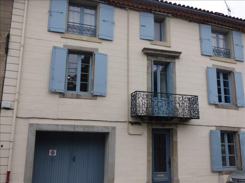 Vente maison / villa Mazamet 165000€ - Photo 1