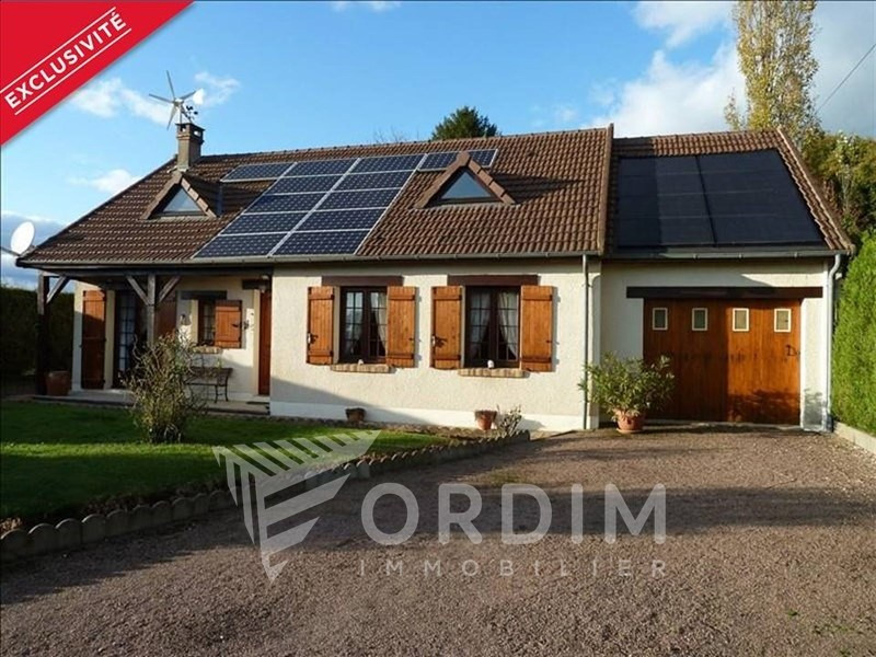 Vente maison / villa Donzy 129800€ - Photo 1