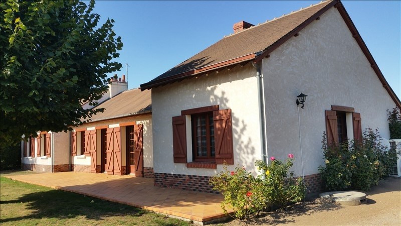 Vente maison / villa Guilly 168 000€ - Photo 2
