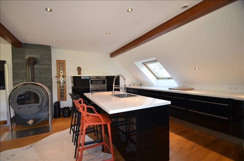 Vente de prestige appartement Menthon st bernard 812 000€ - Photo 2