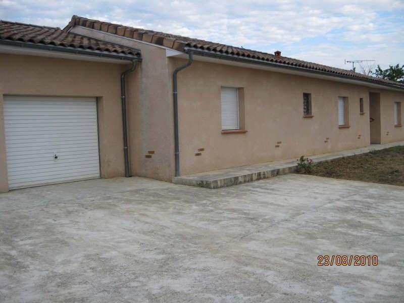 Location maison / villa Pompignan 940€ CC - Photo 1