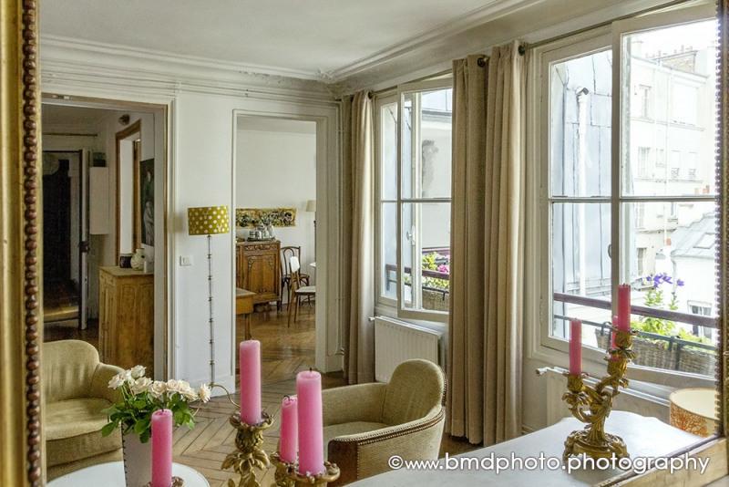 Deluxe sale apartment Paris 9ème 890000€ - Picture 6