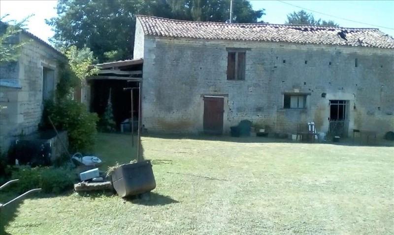Vente maison / villa Nalliers 153700€ - Photo 2