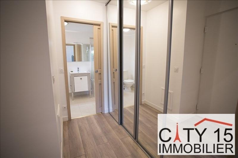 Vente appartement Paris 15ème 277000€ - Photo 4
