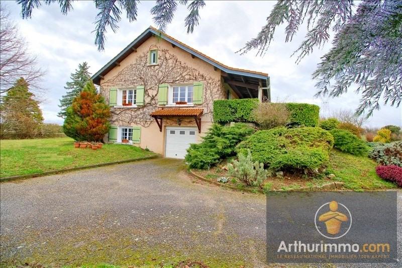 Vente maison / villa Diemoz 345000€ - Photo 1