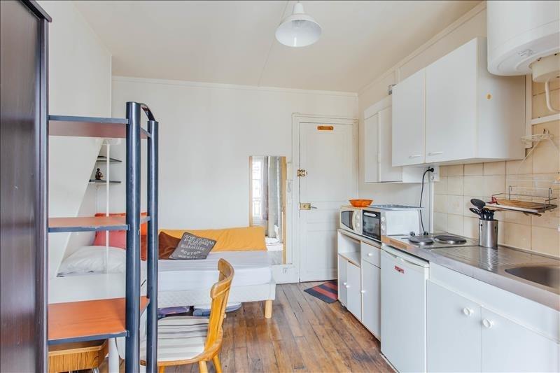 Venta  apartamento Paris 15ème 138500€ - Fotografía 4