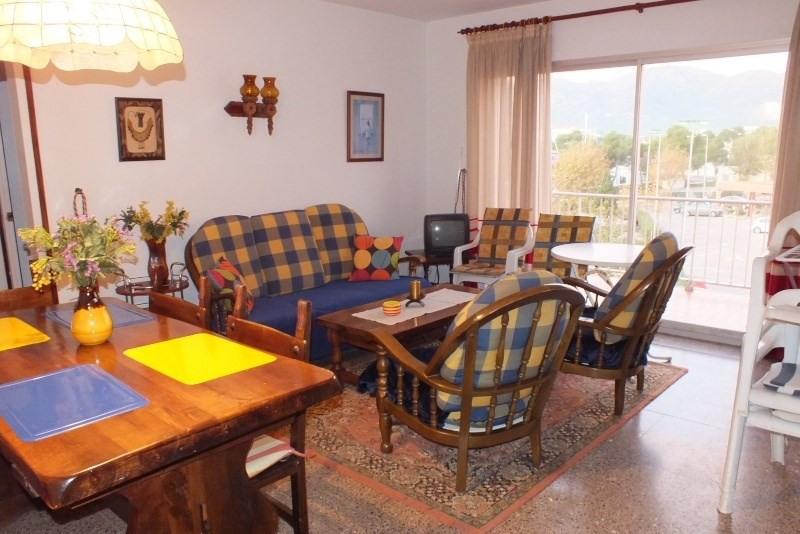 Location vacances appartement Roses-santa margarita 368€ - Photo 7