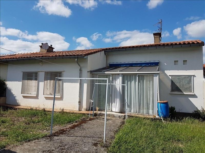 Vente maison / villa Secteur mazamet 79000€ - Photo 1
