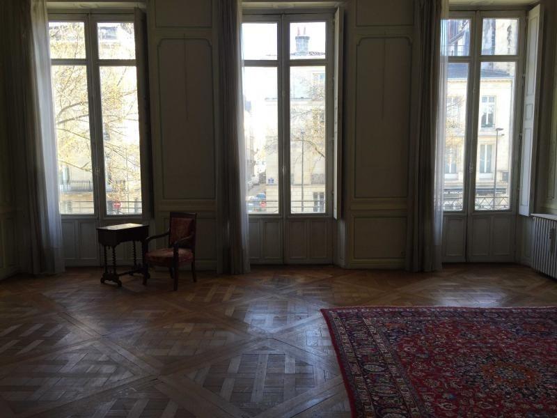 Vente de prestige appartement Bordeaux 1255000€ - Photo 2