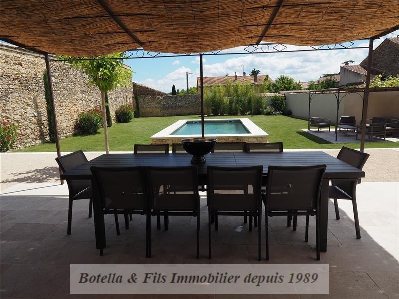 Deluxe sale house / villa Uzes 420000€ - Picture 16