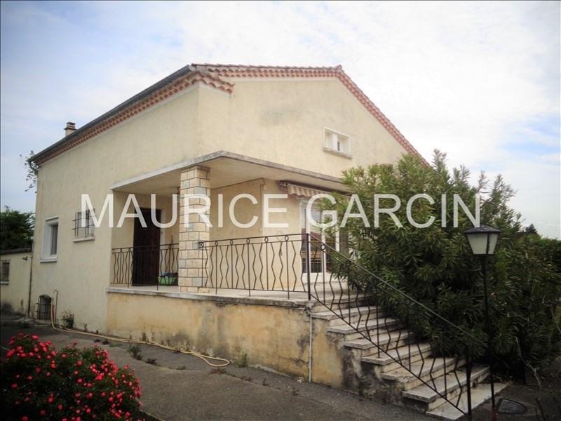 Vente maison / villa Camaret sur aigues 375000€ - Photo 8