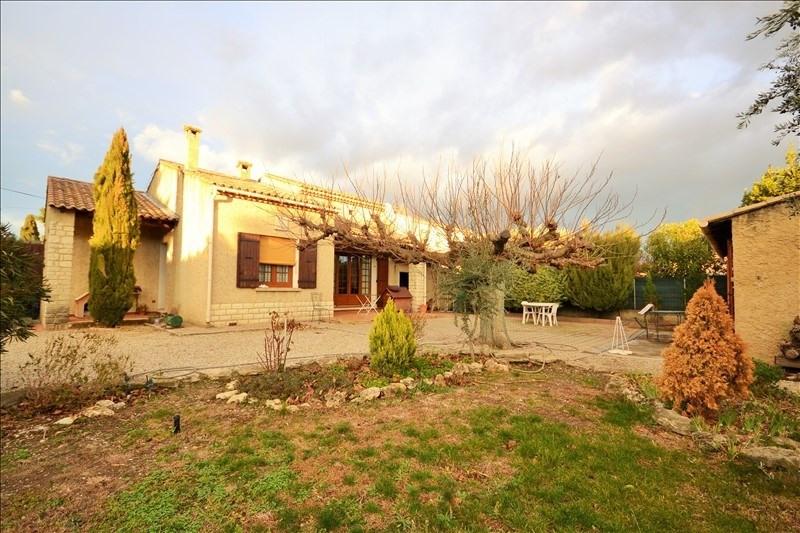 Verkoop  huis Morieres les avignon 245900€ - Foto 1