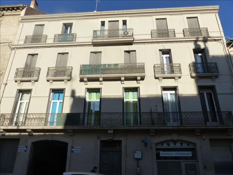 Vente appartement Beziers 91000€ - Photo 1
