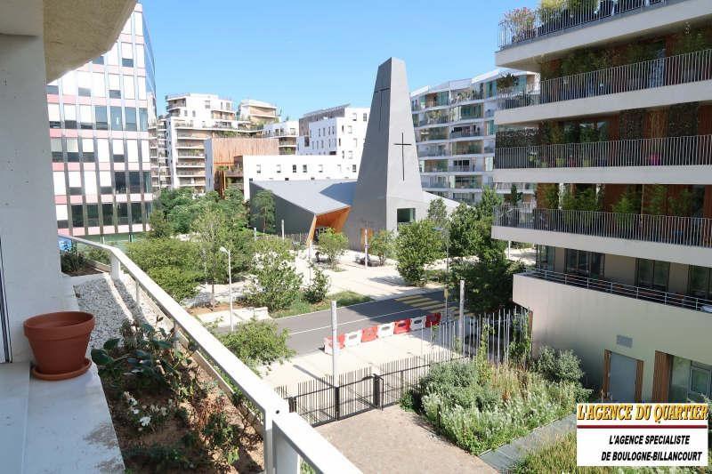 Venta  apartamento Boulogne billancourt 475000€ - Fotografía 8