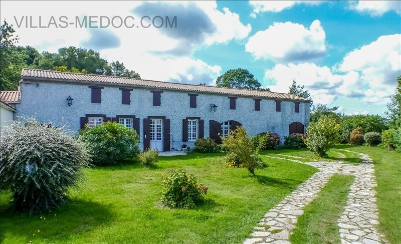 Vente maison / villa Queyrac 371 000€ - Photo 4