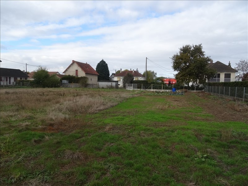 Vente terrain Bessay sur allier 45 260€ - Photo 1