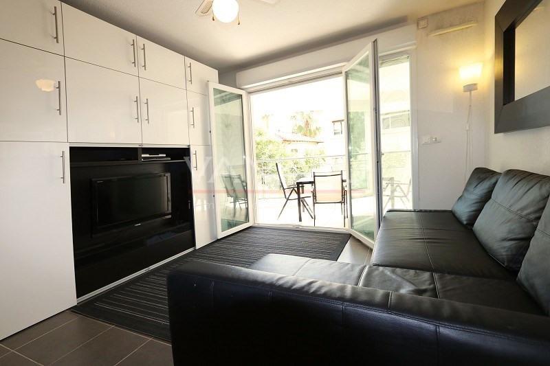 Vente de prestige appartement Juan-les-pins 234000€ - Photo 10