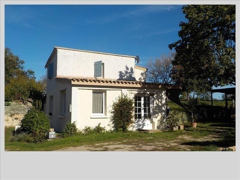 Vente maison / villa St meard de gurcon 142000€ - Photo 1