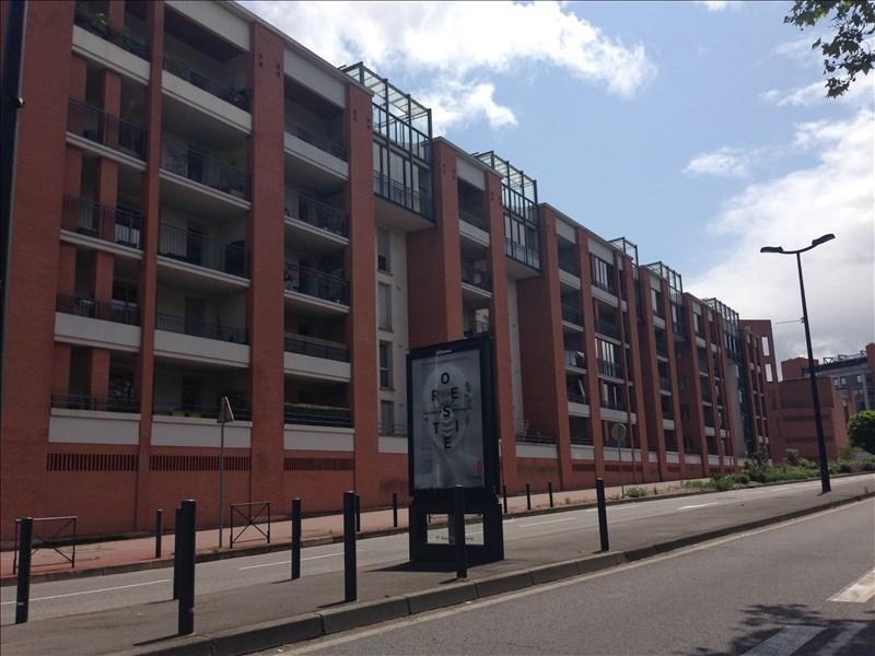 Produit d'investissement appartement Toulouse 192600€ - Photo 1