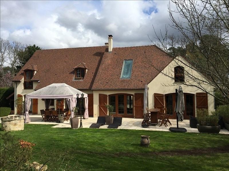 Sale house / villa Boisemont 590000€ - Picture 1