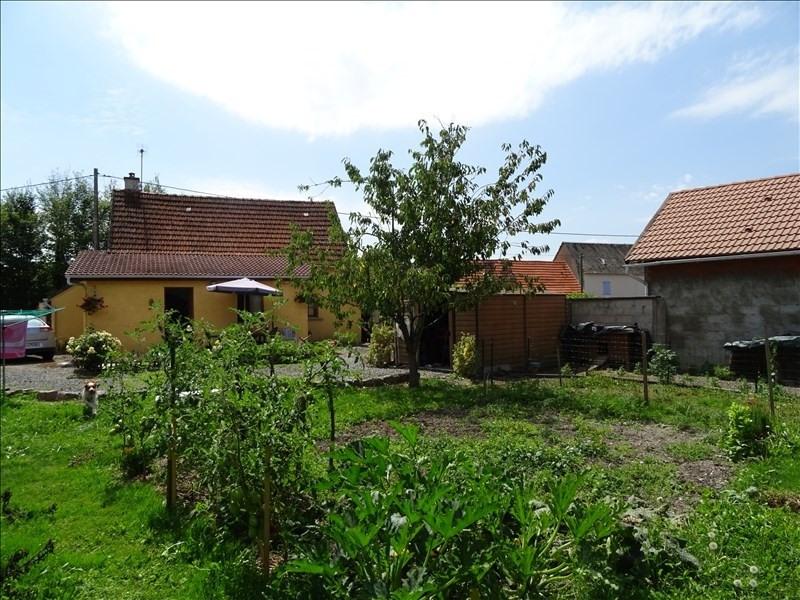 Vente maison / villa Jaligny sur besbre 107000€ - Photo 1