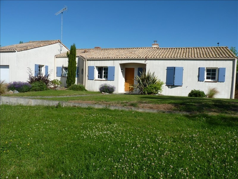 Vente maison / villa Les clouzeaux 175 000€ - Photo 1