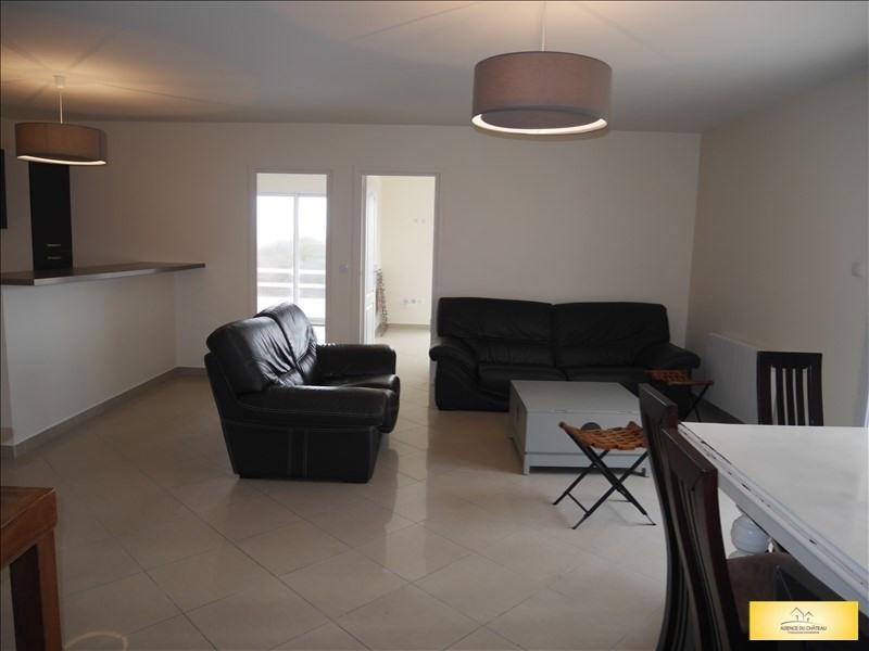 Vente appartement Jouy mauvoisin 169000€ - Photo 2