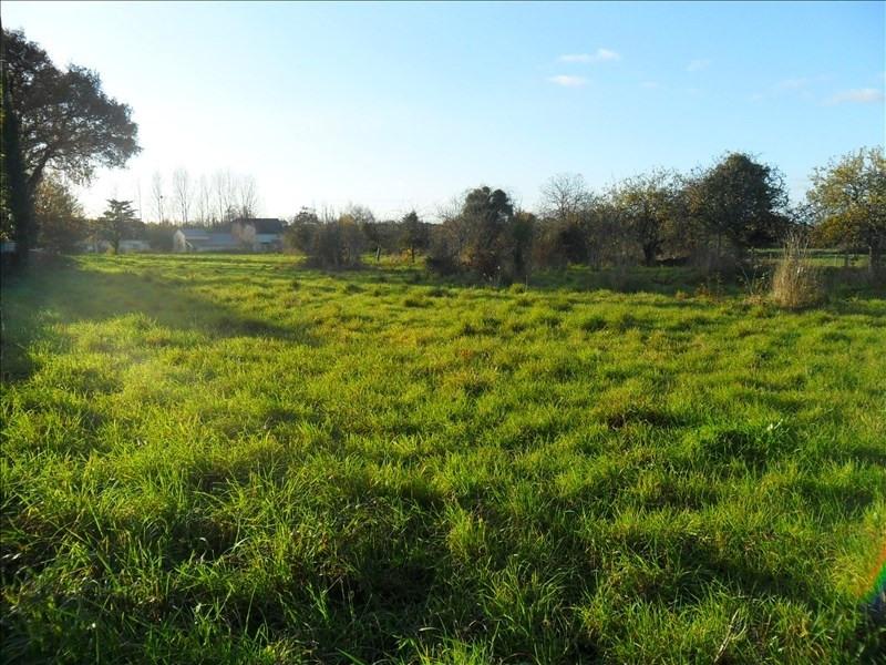 Vente terrain Le gavre 36300€ - Photo 1