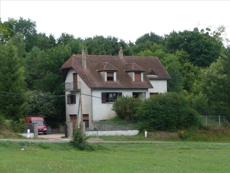 Vente maison / villa Secteur aillant sur tholon 108000€ - Photo 1