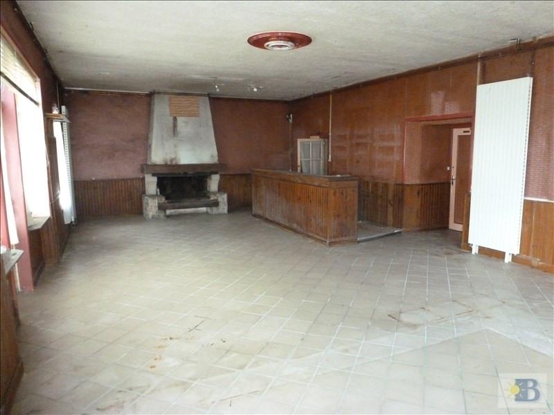 Vente maison / villa Les ormes 75000€ - Photo 2