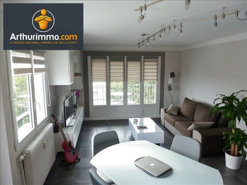 Vente appartement Roanne 89000€ - Photo 2