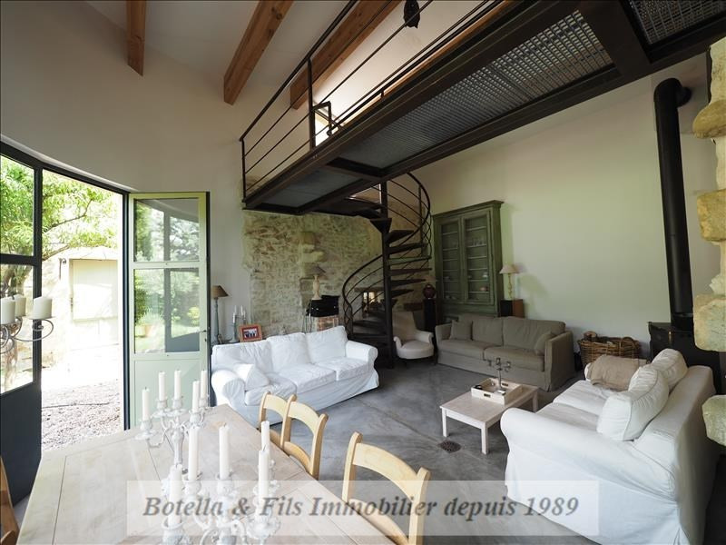 Deluxe sale house / villa Uzes 849000€ - Picture 4