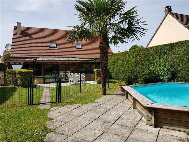 Vente maison / villa La queue en brie 424900€ - Photo 1