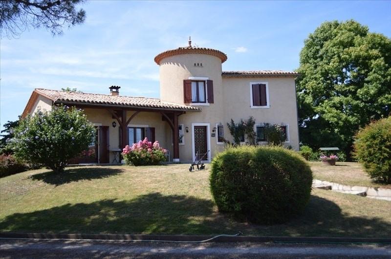 Sale house / villa Montpon menesterol 346500€ - Picture 1