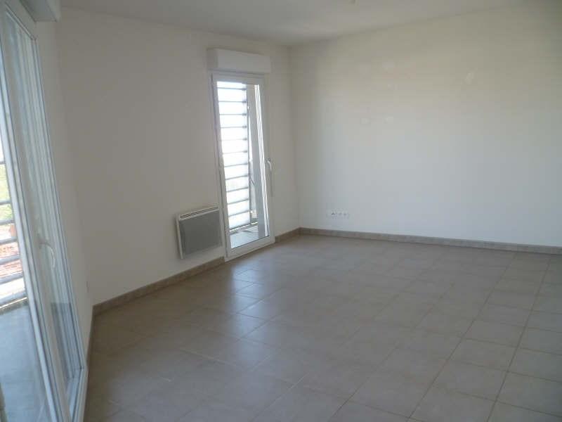 Rental apartment Sete 580€ CC - Picture 2